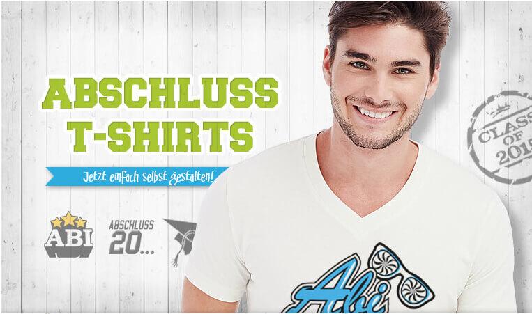 Coole T-Shirts zum Schulabschluss