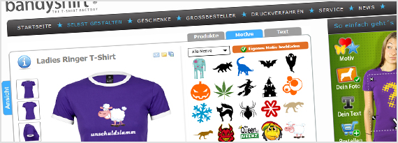 Shirt Selbst Designen Individuelle t Shirts Selbst