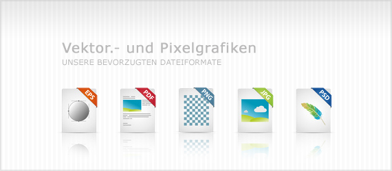 Vektorgrafik und Pixelgrafik