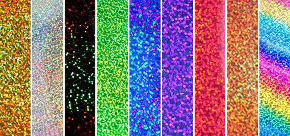 Disko-Flex in den verschiedensten Farben