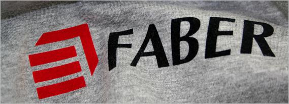 Neue Kollektion für Faber