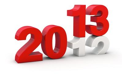 Wechel ins Jahr 2013