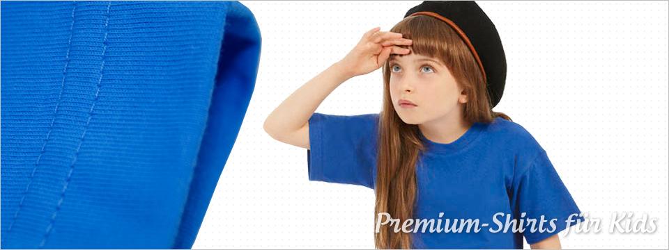 Das Kinder Premium T-Shirt