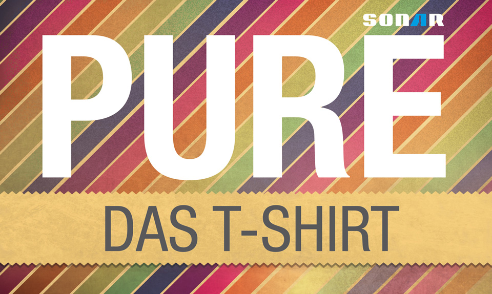 T-Shirts von Sonar überzeugen durch Qualität