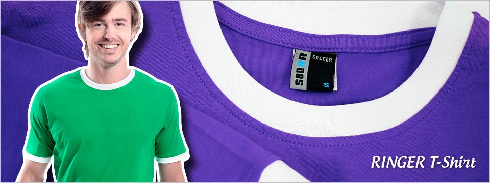Das Ringer Shirt, einfach unverzichtbar