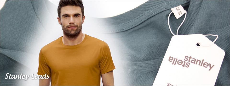 Stanley Leads - Cool geschnittenes Männer Shirt