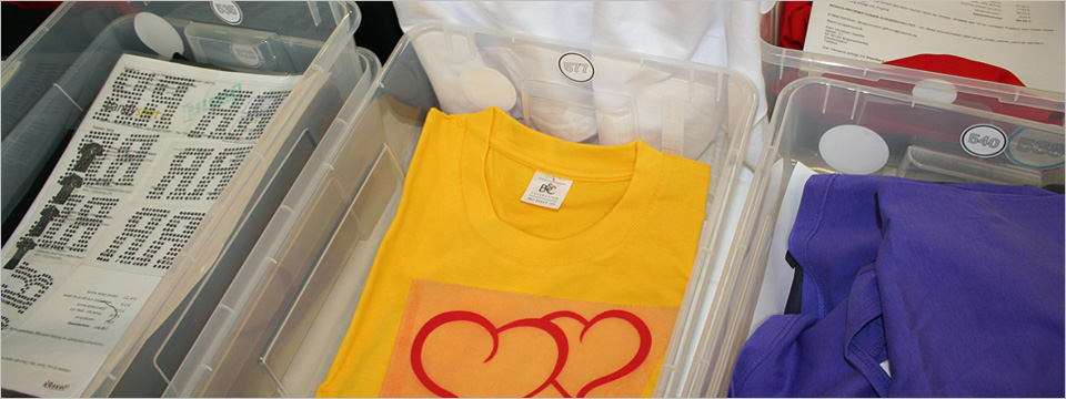 T-Shirts zum Vater- und Muttertag