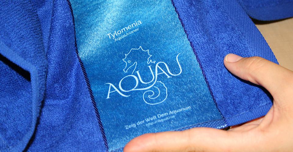 Gestaltet Euch Eure Handtücher selbst