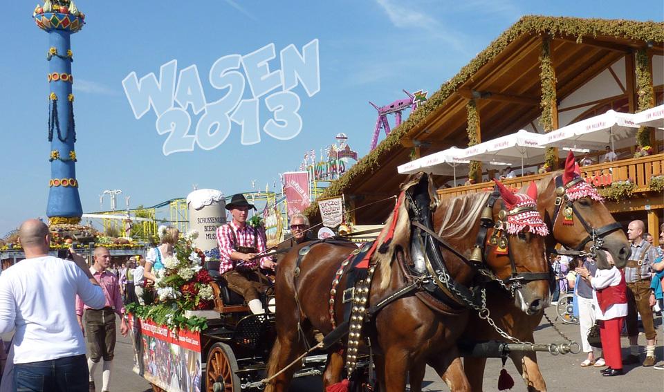 Cannstatter Wasen 2013