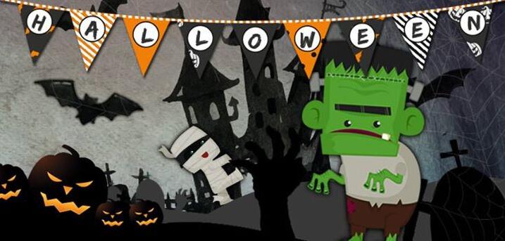 Halloween bei Bandyshirt