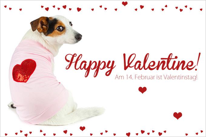 Fotogeschenke als Überraschung zum zu Valentinstag verschenken