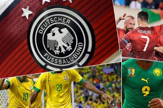 WM-Trikots für Dich!
