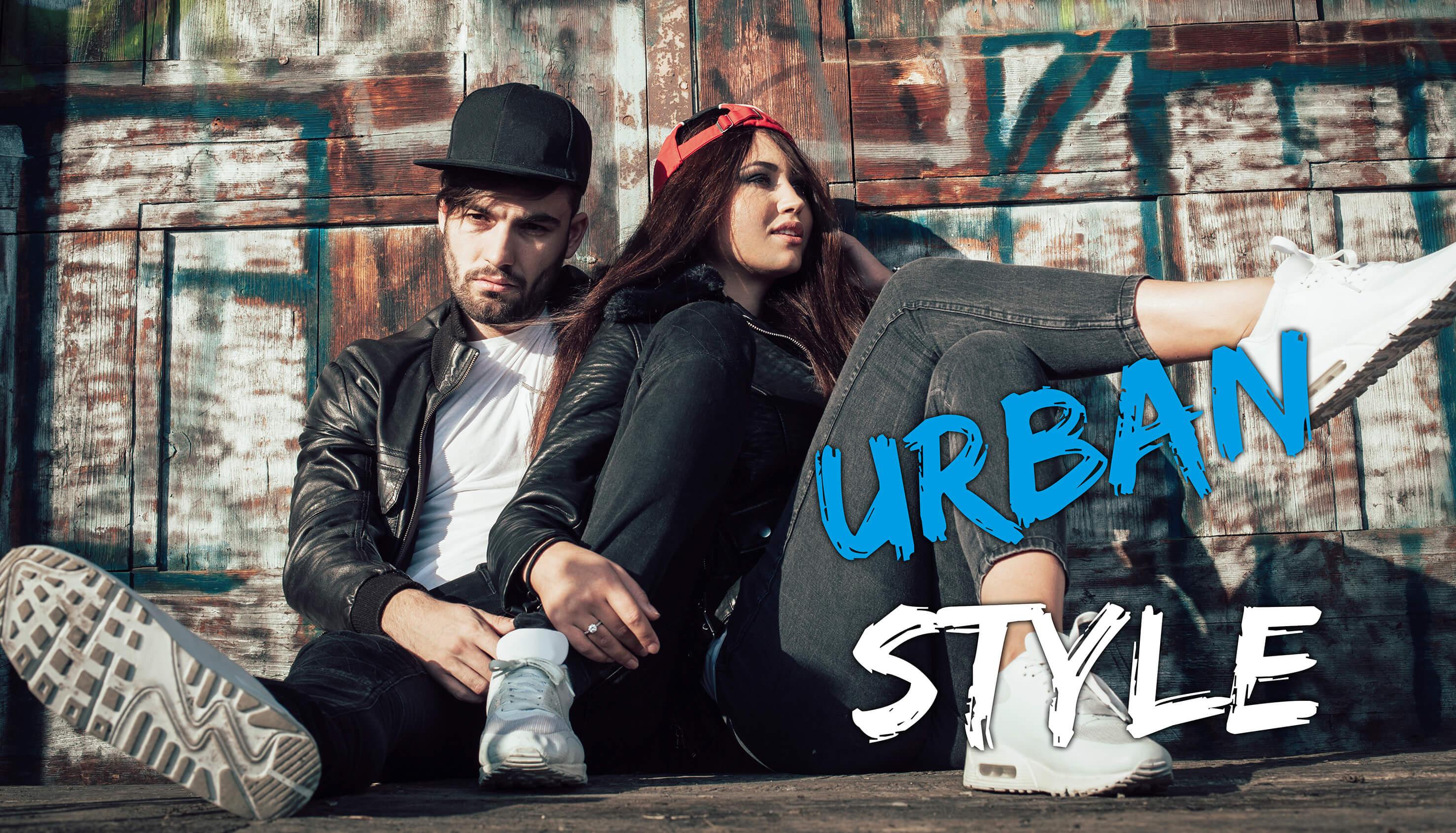 Gestalte Deinen Look im Urban Style
