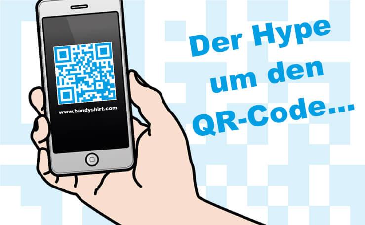 QR-Codes, der neue Hype