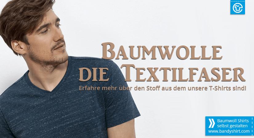 Baumwolle die Textilfaser, von der Pflanze zum T-Shirt
