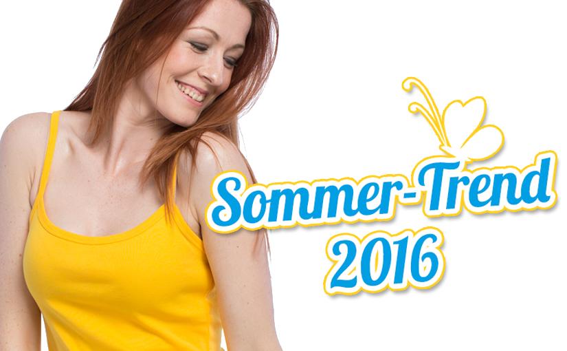 Der Sommer Trend 2016 bei Bndyshirt