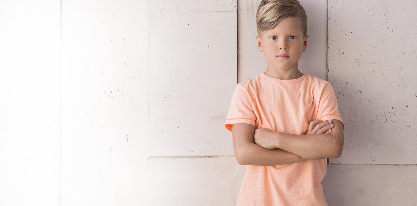 Kinder T-Shirt mit Foto